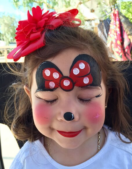 Mini Face Paint